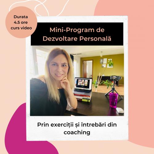 Mini-Program de Dezvoltare Personală