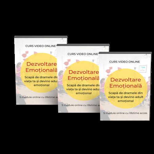 Curs de Dezvoltare Emoțională
