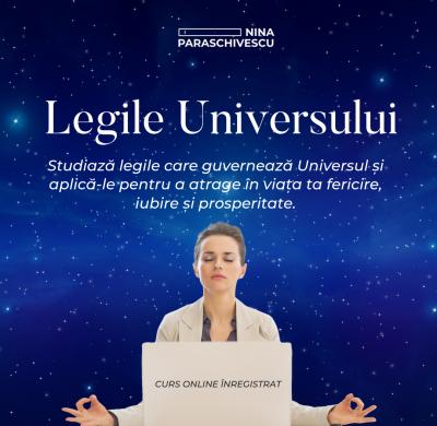 Legile Universului